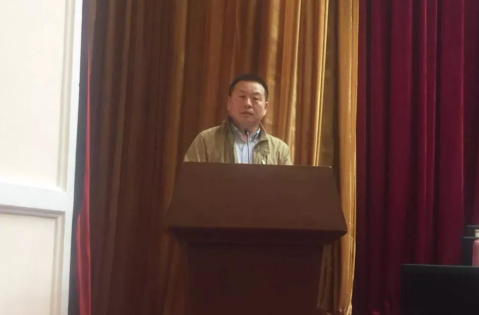 4月16日,李吉宝同志当选长春市工商联主席